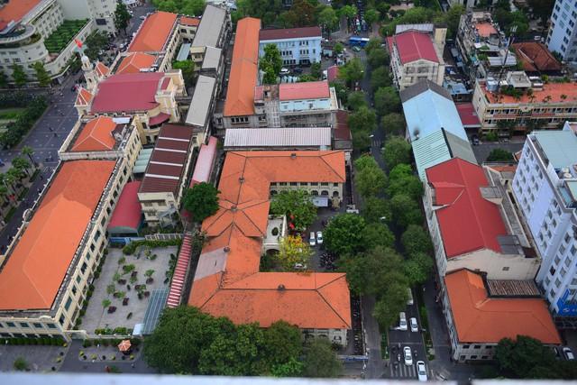 Cận cảnh dinh Thượng Thơ 120 năm tuổi ở Sài Gòn có nguy cơ bị đập bỏ - Ảnh 5.