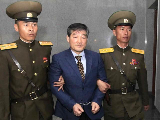 Chân dung 3 người Mỹ cuối cùng đang bị giam giữ tại Triều Tiên, những người sắp có cơ hội tự do nhờ cuộc gặp thượng đỉnh Mỹ - Triều Tiên - Ảnh 1.
