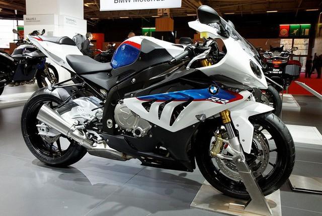 Những mẫu môtô phân khối lớn BMW Motorrad do Thaco bán tại Việt Nam giá bao nhiêu? - Ảnh 6.
