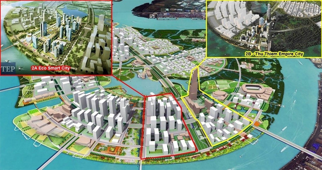 Điểm danh các dự án bất động sản tỷ đô đang được đầu tư ở Thủ Thiêm - Ảnh 5.