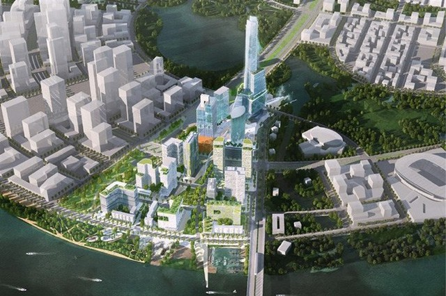Điểm danh các dự án bất động sản tỷ đô đang được đầu tư ở Thủ Thiêm - Ảnh 6.