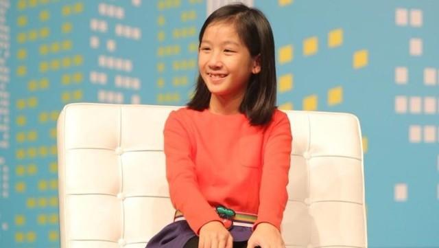 Bé gái 12 tuổi điều hành doanh nghiệp, giúp trẻ em trên thế giới học ngôn ngữ dễ dàng - Ảnh 1.