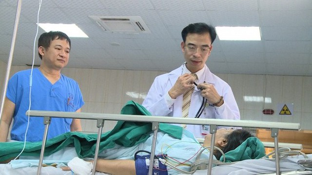 Giám đốc BV Tim Hà Nội cảnh báo 6 thủ phạm gây ra căn bệnh giết người thầm lặng - Ảnh 1.