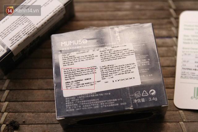 Đại diện Mumuso lên tiếng sau khi truyền thông Hàn nghi ngờ thương hiệu này đang lừa dối người tiêu dùng Việt - Ảnh 11.