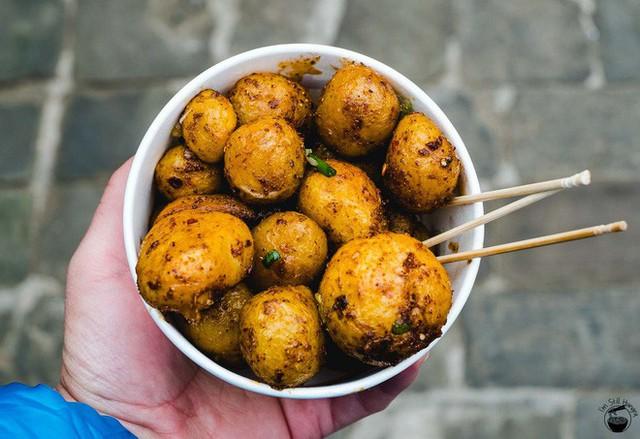 6 món ăn vặt ở Tây An (Trung Quốc) nhìn là thèm: có món còn là di sản văn hóa phi vật thể - Ảnh 13.