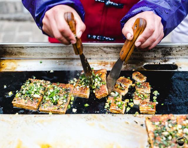 6 món ăn vặt ở Tây An (Trung Quốc) nhìn là thèm: có món còn là di sản văn hóa phi vật thể - Ảnh 17.