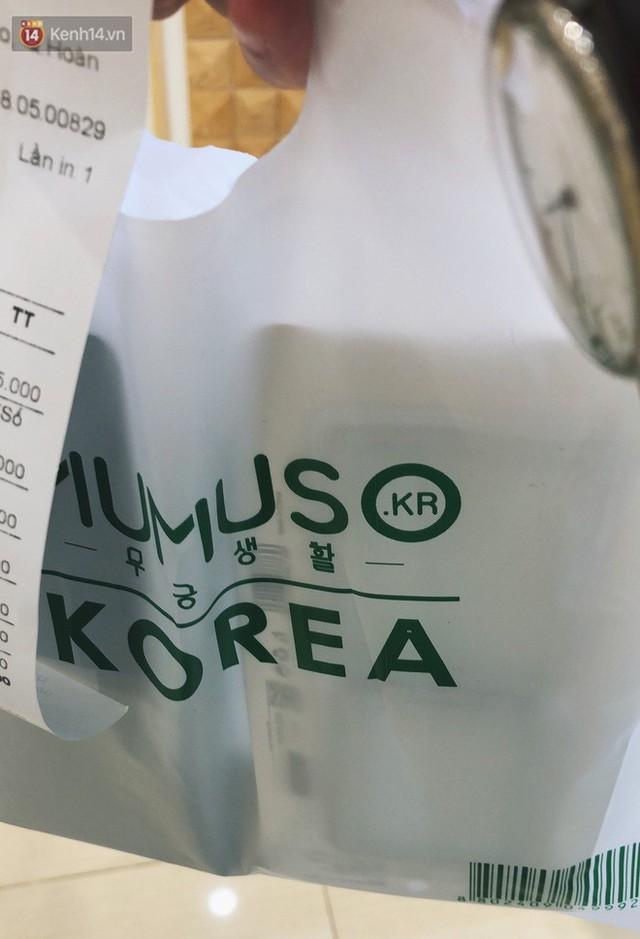 Đại diện Mumuso lên tiếng sau khi truyền thông Hàn nghi ngờ thương hiệu này đang lừa dối người tiêu dùng Việt - Ảnh 5.