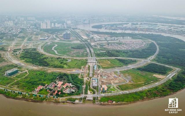 Điểm danh các dự án bất động sản tỷ đô đang được đầu tư ở Thủ Thiêm - Ảnh 2.