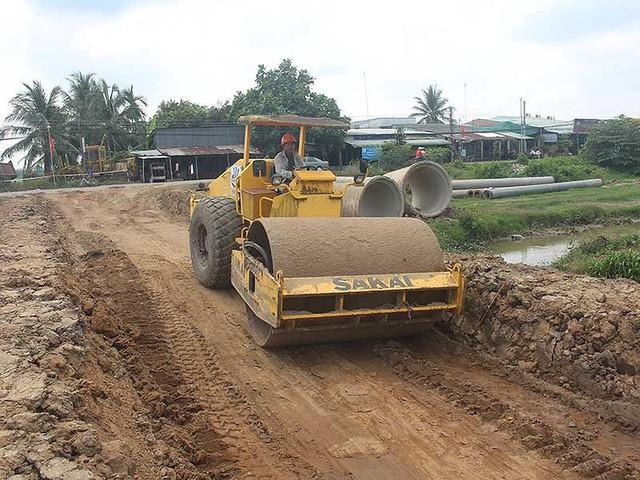 Sắp có tiền làm cao tốc Trung Lương-Mỹ Thuận - Ảnh 1.