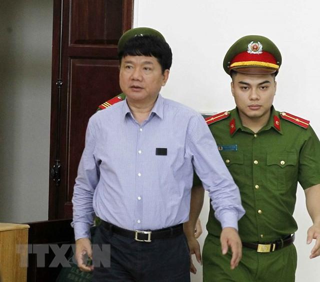[Photo] Tòa án Hà Nội xét xử phúc thẩm bị cáo Đinh La Thăng - Ảnh 2.