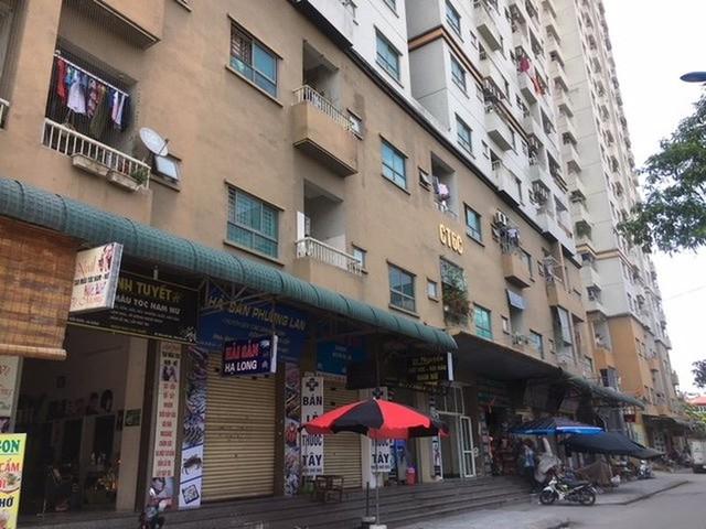 Chủ đầu tư phân phối cả toà nhà có hàng trăm căn hộ chung cư không phép - Ảnh 1.
