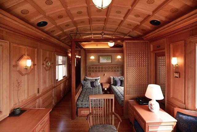 Bên trong tàu 7 sao xa xỉ bậc nhất Nhật Bản - Ảnh 9.
