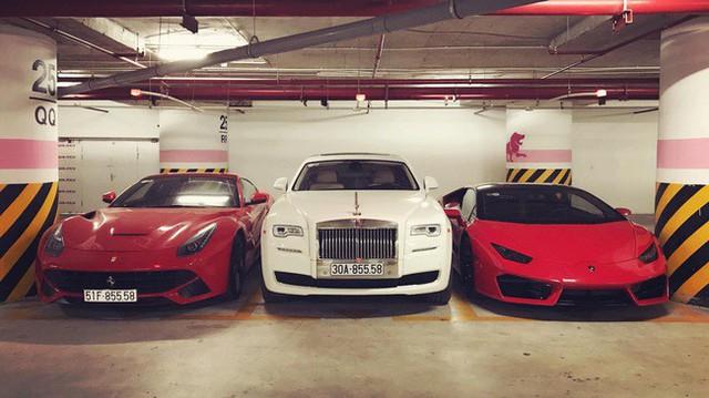 Không chỉ buôn đồng hồ chục tỷ, đại gia Hà Nội này còn sở hữu bộ sưu tập siêu xe khủng - Ảnh 1.