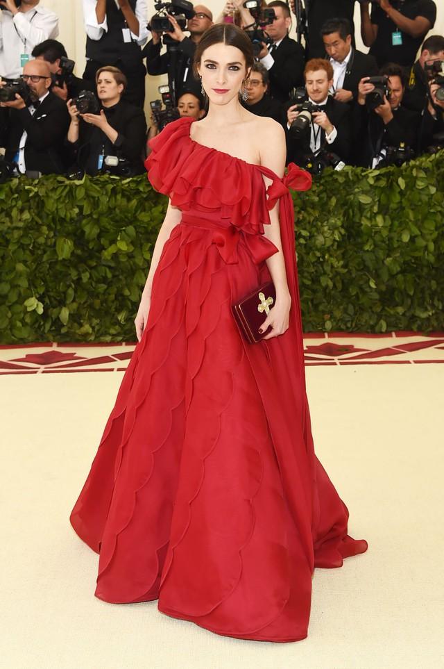 Những trang phục Haute Couture cao cấp bậc nhất xuất hiện trong Met Gala 2018: Đẳng cấp, thời thượng và xứng tầm với sự kiện Oscar thời trang - Ảnh 5.