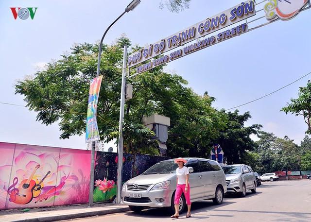 Ảnh: Hà Nội có tuyến phố đi bộ thứ 2 vào ngày 11/5 - Ảnh 2.