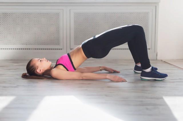 12 động tác đốt cháy mỡ thừa nhanh nhất: Không cần đến phòng Gym, hãy tập ngay tại nhà! - Ảnh 3.