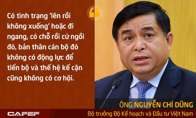 Bộ trưởng Kế hoạch và Đầu tư: Tôi là Bộ trưởng muốn đề bạt thứ trưởng cũng chỉ là 1 phiếu - Ảnh 5.