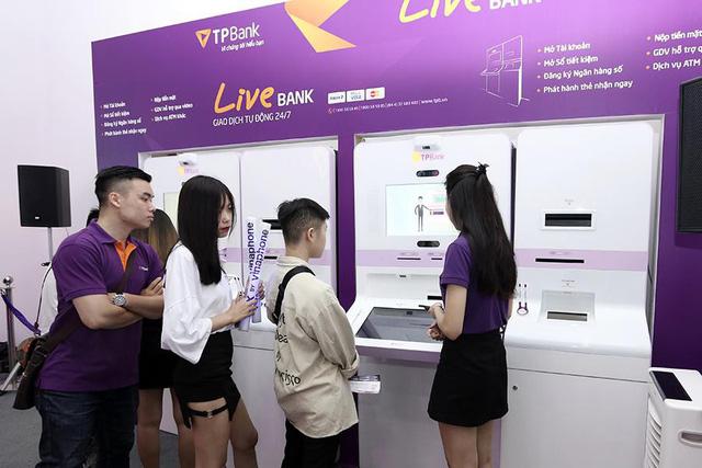 TPBank đưa Ngân hàng tương lai đến sự kiện Nex Music Festival - Ảnh 3.