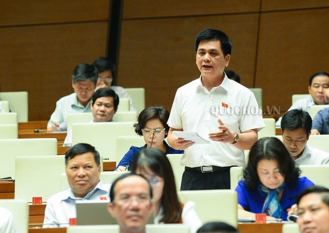 Đại biểu Trương Trọng Nghĩa: Điều chỉnh quy hoạch đang bị tác động của nhóm lợi ích - Ảnh 2.