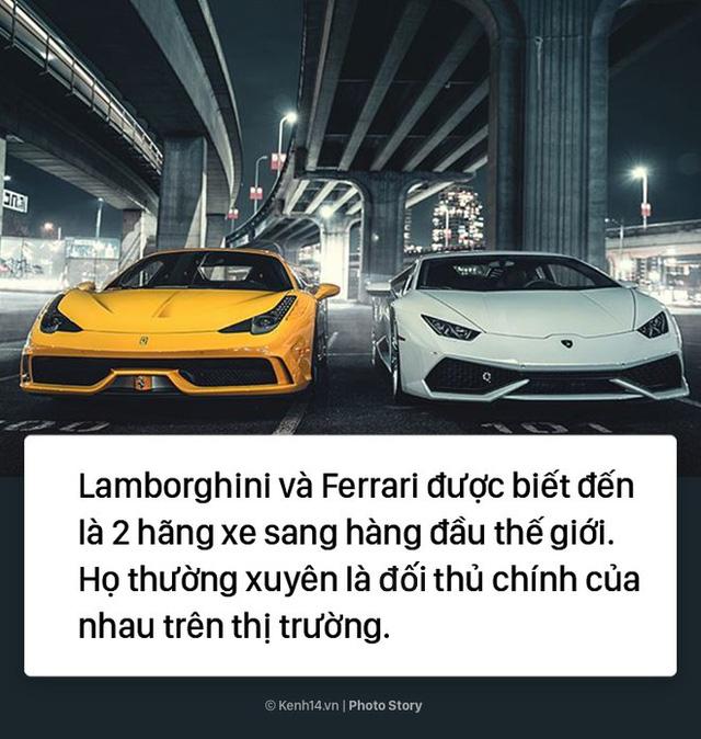 Ông chủ Lamborghini thành lập hãng xe ô tô chỉ vì... tự ái với Ferrari - Ảnh 1.