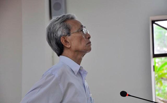 Hủy bản án phúc thẩm xử ông Nguyễn Khắc Thuỷ tù treo  - Ảnh 1.