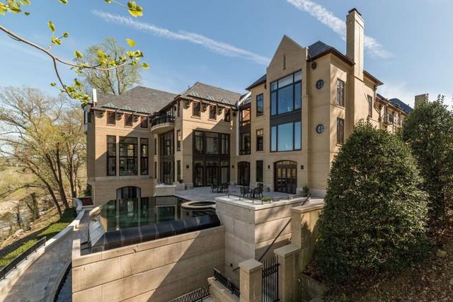 Bên trong dinh thự đắt giá tại thủ đô Washington - Ảnh 1.