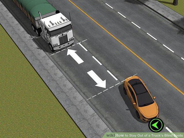 Thiếu kiên nhẫn, chần chừ và những sai lầm chết người dẫn đến tai nạn ở điểm mù của xe tải - Ảnh 11.