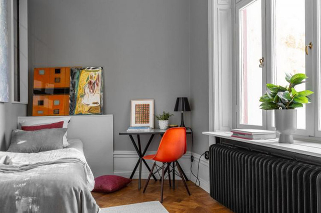 Ngỡ ngàng ngắm căn hộ 69m2 đẹp tựa tranh vẽ - Ảnh 12.