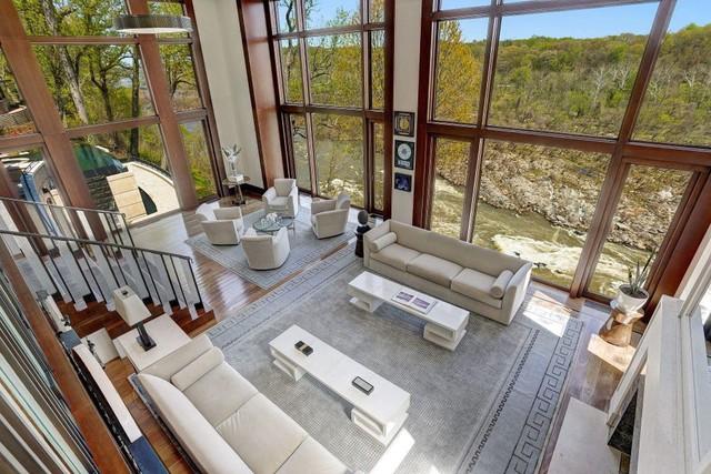 Bên trong dinh thự đắt giá tại thủ đô Washington - Ảnh 3.