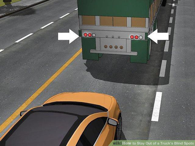 Thiếu kiên nhẫn, chần chừ và những sai lầm chết người dẫn đến tai nạn ở điểm mù của xe tải - Ảnh 4.