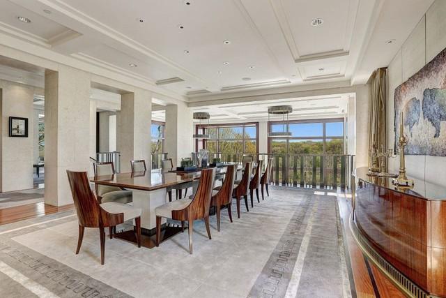 Bên trong dinh thự đắt giá tại thủ đô Washington - Ảnh 4.