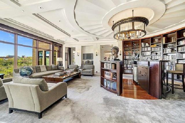 Bên trong dinh thự đắt giá tại thủ đô Washington - Ảnh 6.