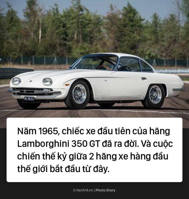 Ông chủ Lamborghini thành lập hãng xe ô tô chỉ vì... tự ái với Ferrari - Ảnh 8.
