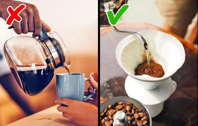 Dân văn phòng nghiền cà phê cần biết: 8 mẹo đơn giản để đồ uống của bạn thơm ngon hơn và nhất là tốt cho sức khỏe - Ảnh 8.