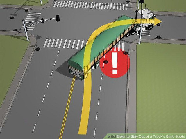 Thiếu kiên nhẫn, chần chừ và những sai lầm chết người dẫn đến tai nạn ở điểm mù của xe tải - Ảnh 8.