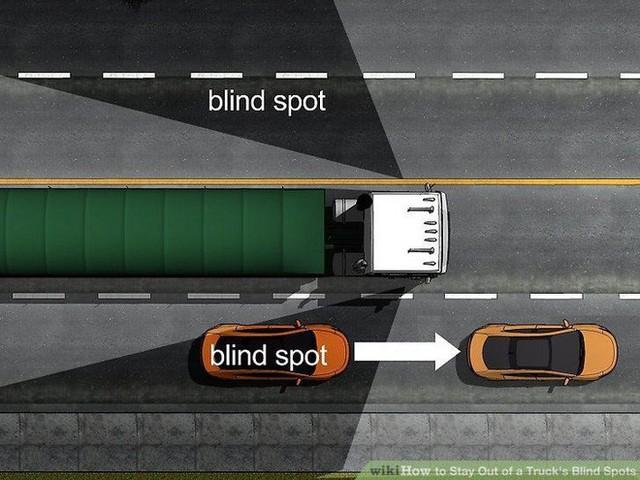 Thiếu kiên nhẫn, chần chừ và những sai lầm chết người dẫn đến tai nạn ở điểm mù của xe tải - Ảnh 10.