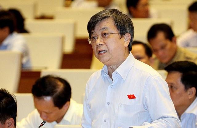 Đại biểu Trương Trọng Nghĩa: Điều chỉnh quy hoạch đang bị tác động của nhóm lợi ích - Ảnh 1.