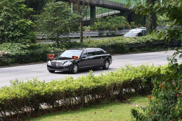 Ông Kim Jong Un gặp mặt Thủ tướng Singapore Lý Hiển Long - Ảnh 5.