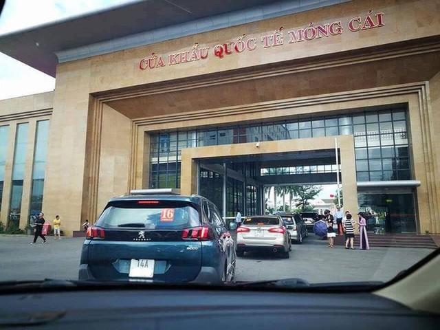 Quảng Ninh lên tiếng về đoàn ô tô TQ xuất hiện ở Hạ Long - Ảnh 2.