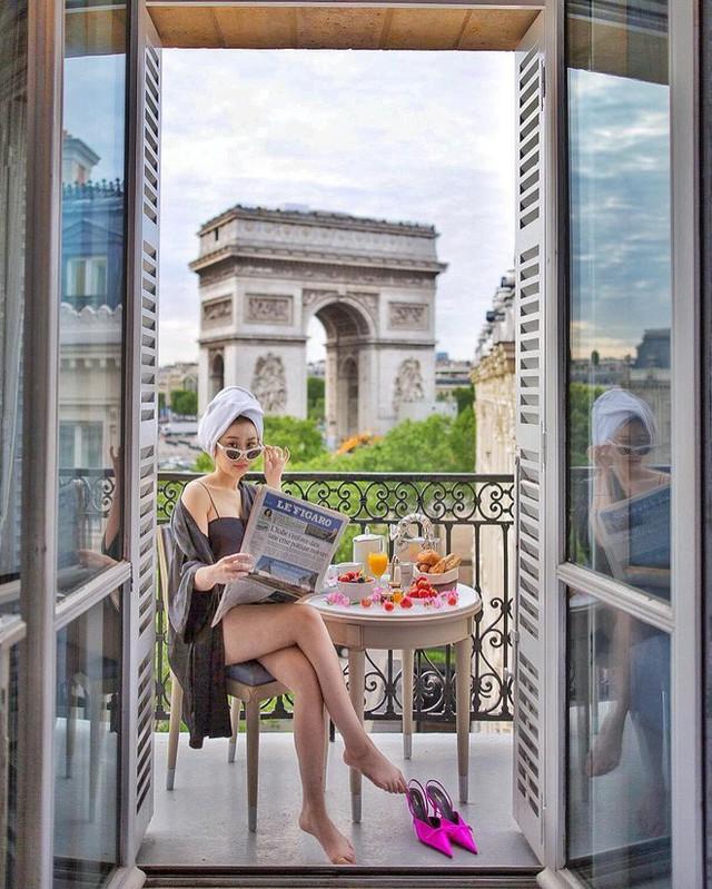 Theo chân Hội con nhà giàu Việt hưởng thụ kỳ nghỉ hè trên khắp thế giới - Ảnh 19.