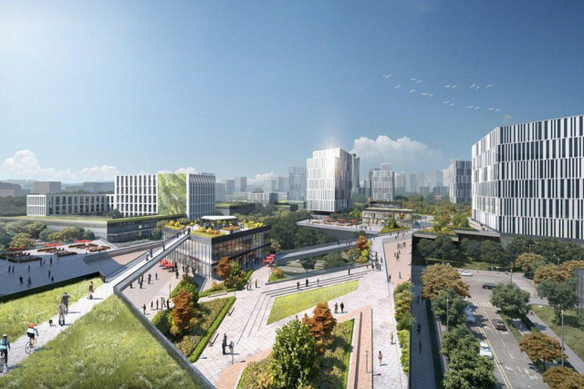 Philippines xây thành phố không ô nhiễm 14 tỷ USD - Ảnh 3.