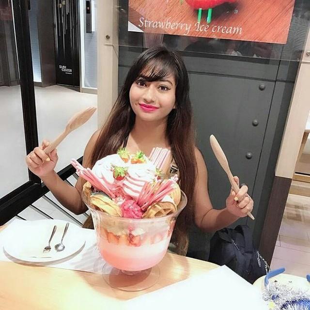 Ở Bangkok có loại kem mà chỉ hội con nhà giàu mới có đủ tiền để ăn - Ảnh 1.