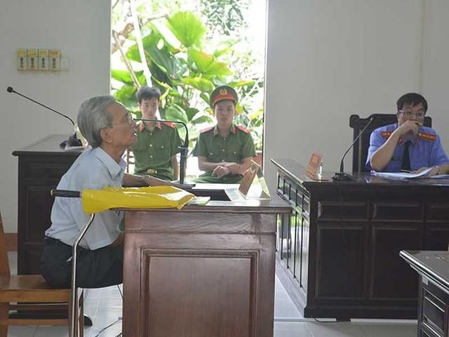 Chính thức thi hành án tù với ông Nguyễn Khắc Thuỷ dâm ô - Ảnh 1.