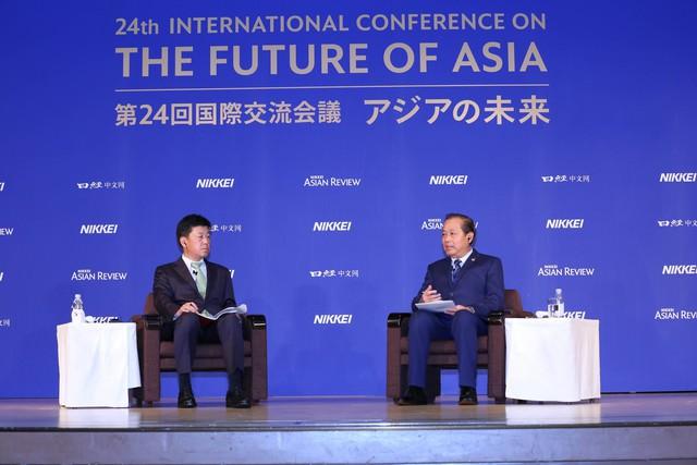 Phó Thủ tướng Trương Hòa Bình: Việt Nam cam kết ba ổn định cho nhà đầu tư - Ảnh 2.