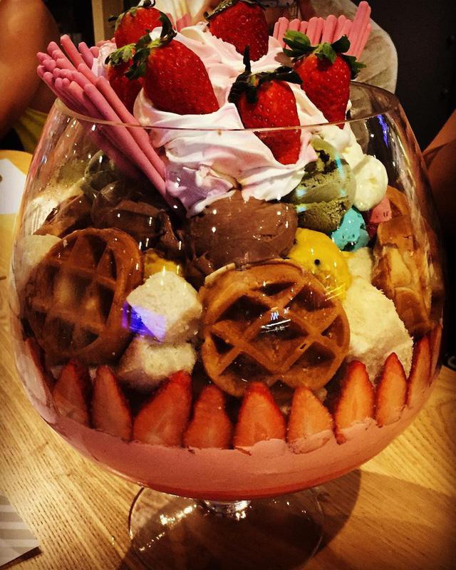 Ở Bangkok có loại kem mà chỉ hội con nhà giàu mới có đủ tiền để ăn - Ảnh 15.