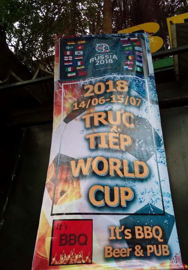 Quán xá Sài Gòn chộn rộn trước thềm World Cup - Ảnh 1.