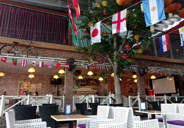 Quán xá Sài Gòn chộn rộn trước thềm World Cup - Ảnh 3.
