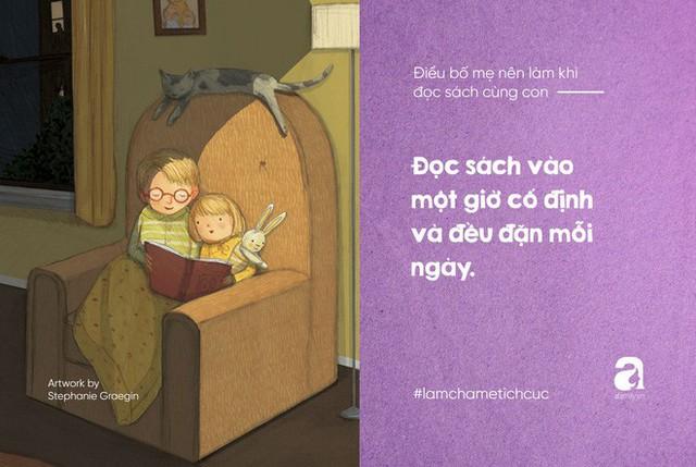 Để não trẻ được kích hoạt tối đa khi đọc sách, đây là những điều bố mẹ nên làm - Ảnh 4.