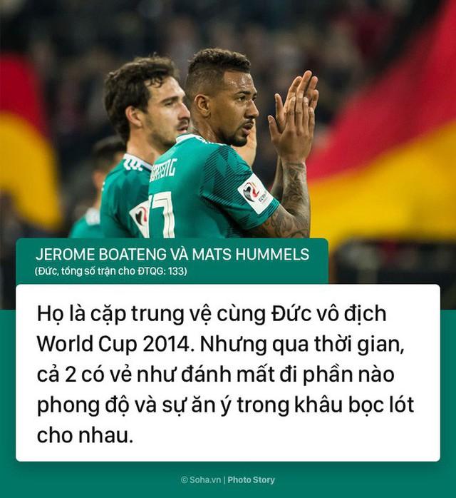 2 cặp oan gia ngõ hẹp Barca-Real lọt top 10 tường đồng vách sắt ở World Cup 2018 - Ảnh 8.