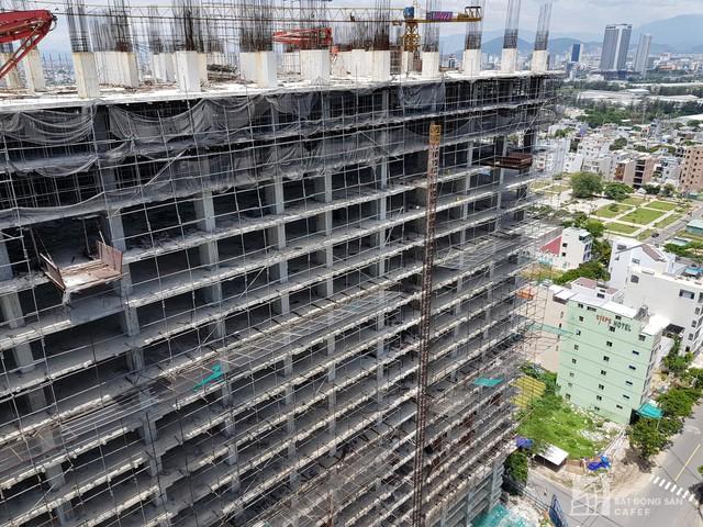 """Dự án cao ốc hơn 40 tầng nằm """"đắp chiếu"""" trên đất vàng Đà Nẵng - Ảnh 6."""